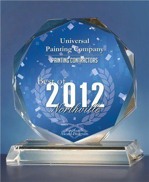 2012 Best Painting Contractors in Northville, Novi, Plymouth